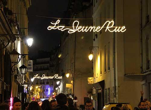Projeto La Jeune Rue