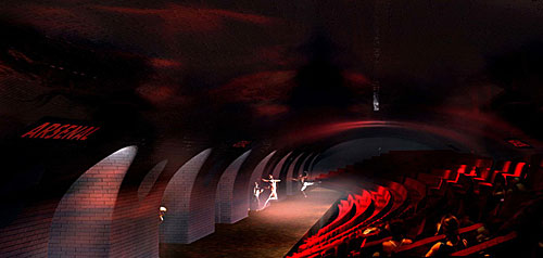 Estação/teatro