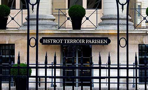 Terroir Parisien Palais Brongniart