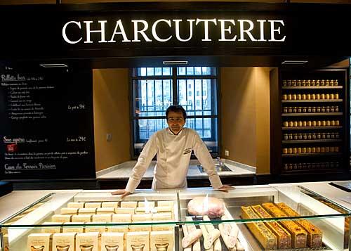 Terroir Parisien, épicerie