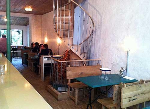 Clmato, novo restaurante anexo do famoso Septime
