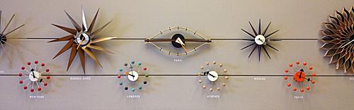 Relógios do Palais Chaillot