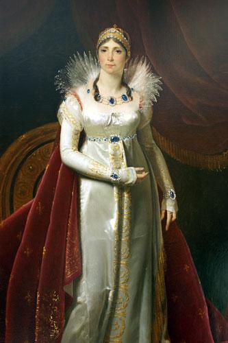 Joséphine, uma fashionista