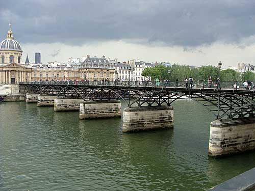 Rive Gauche e o Institut de France