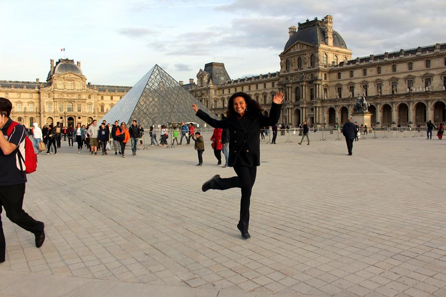 guia brasileiro em paris