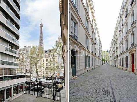 apartamento perto da torre Eiffel