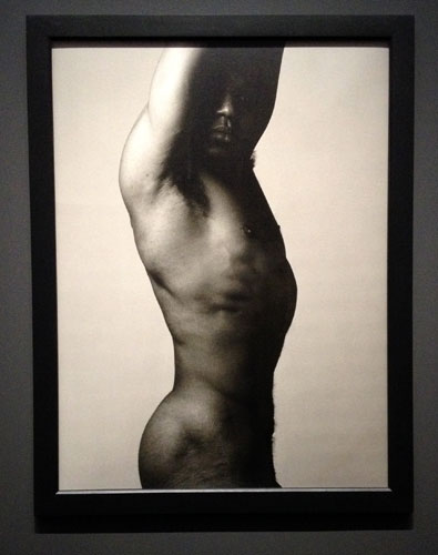 Foto de Robert Mapplethorpe