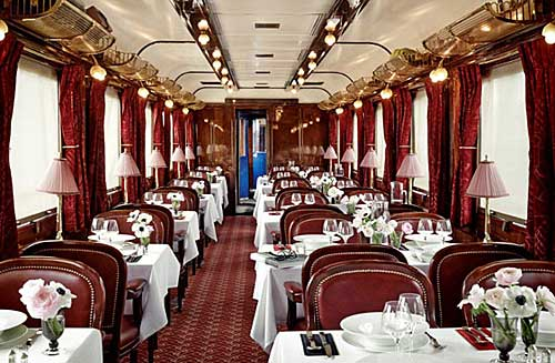 Restaurante do Orient Express