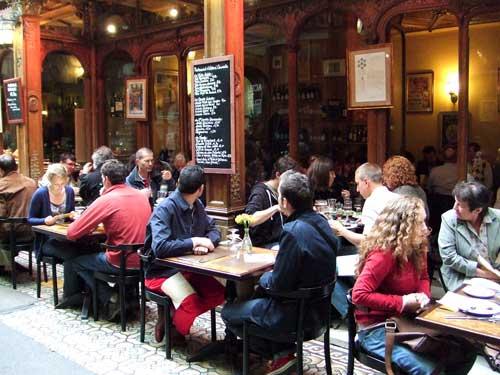 Restaurante na Passagem Panorama