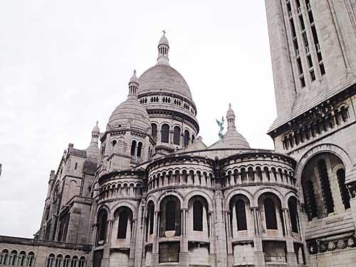 Basílica Sacre Coeur de Montmartre