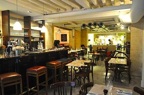 Restaurant Semilla em Saint Germain