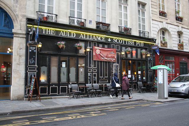 The Auld Alliance Pub