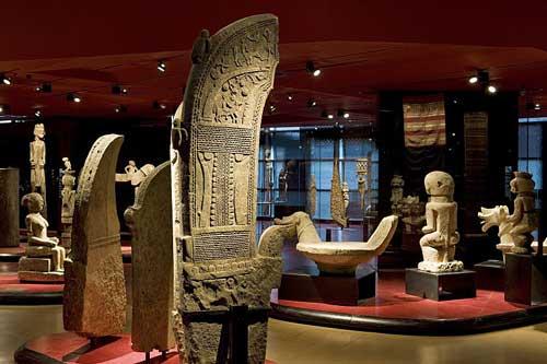 Acervo do Musée du Quai Branly