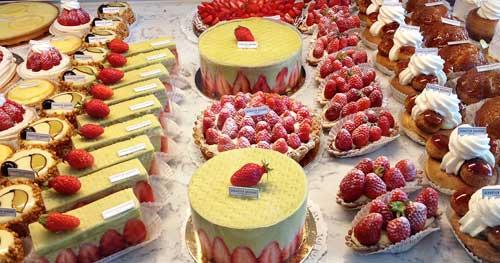 Pâtisseries Sébastian Gaudard