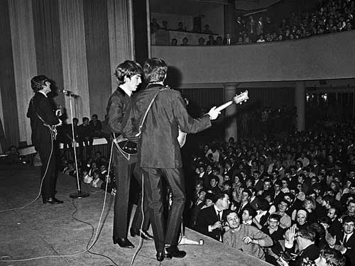 Beatles no Olympia em Paris