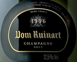 Champanhe Ruinart