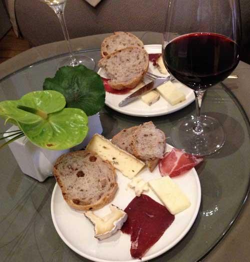 Degustação de vinhos em Bordeaux