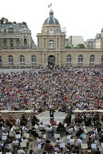 Concerto no Les Invalides
