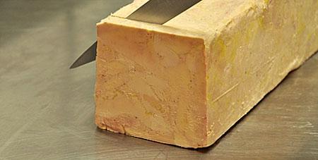 Foie gras caseiro