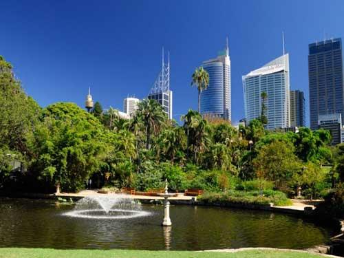 Jardim de Sidney