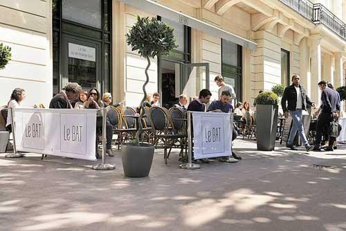 Restaurante Le BAT
