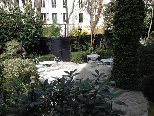 Jardim do Hotel Particulier