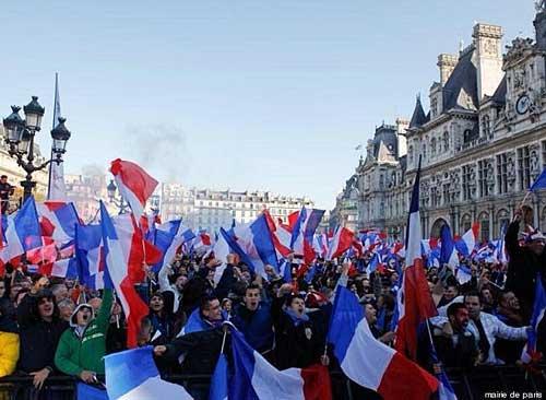 Copa do Mundo em Paris
