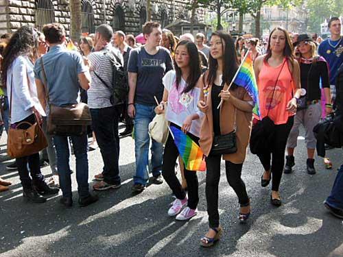Eventos do verão: Parada Gay