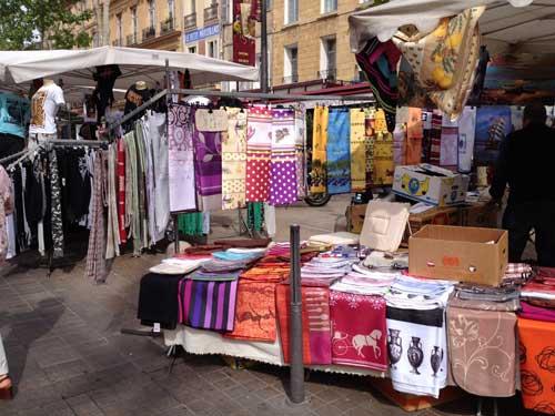 Feira da Cours Mirabeau