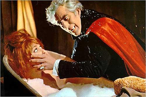 O filme Le Bal des  Vampires