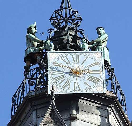 Relógio da Notre Dame