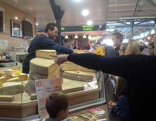 Mercado Halles de Dijon