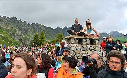 Festival nos Alpes