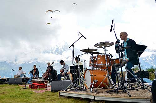 Festival Chamonix