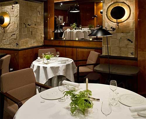 Restaurante Pierre Gagnaire