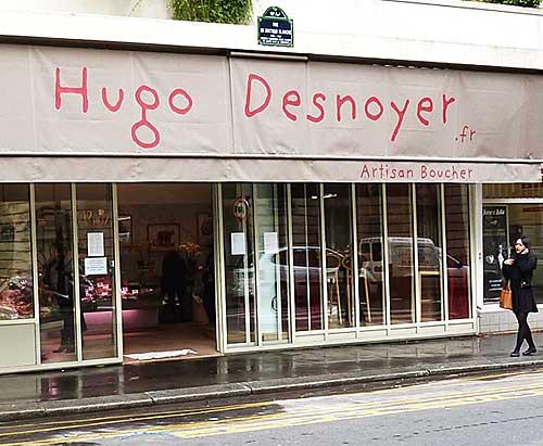 Restaurante de Hugo Desnoyer
