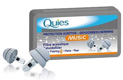 Proteção auditiva para músicos
