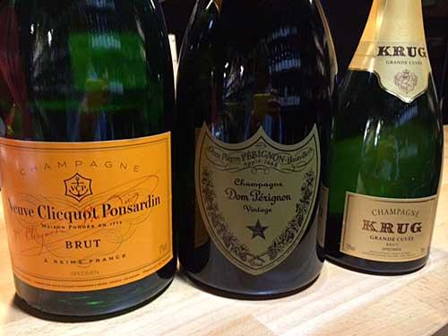 Grandes champanhes