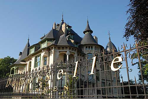 Villa Mademoiselle, da Pommery