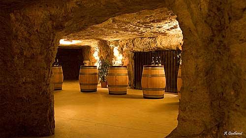 Caves Trogloditas