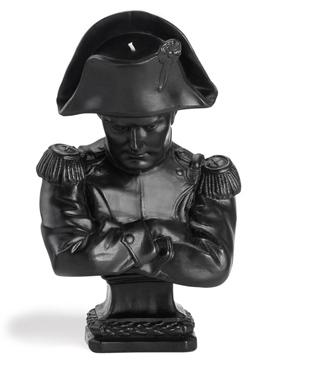 Busto-vela de Napoleão (foto retirada do site da marca)