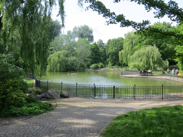 Natureza urbana: Parque Volkspark Friedrichshain, em Berlim