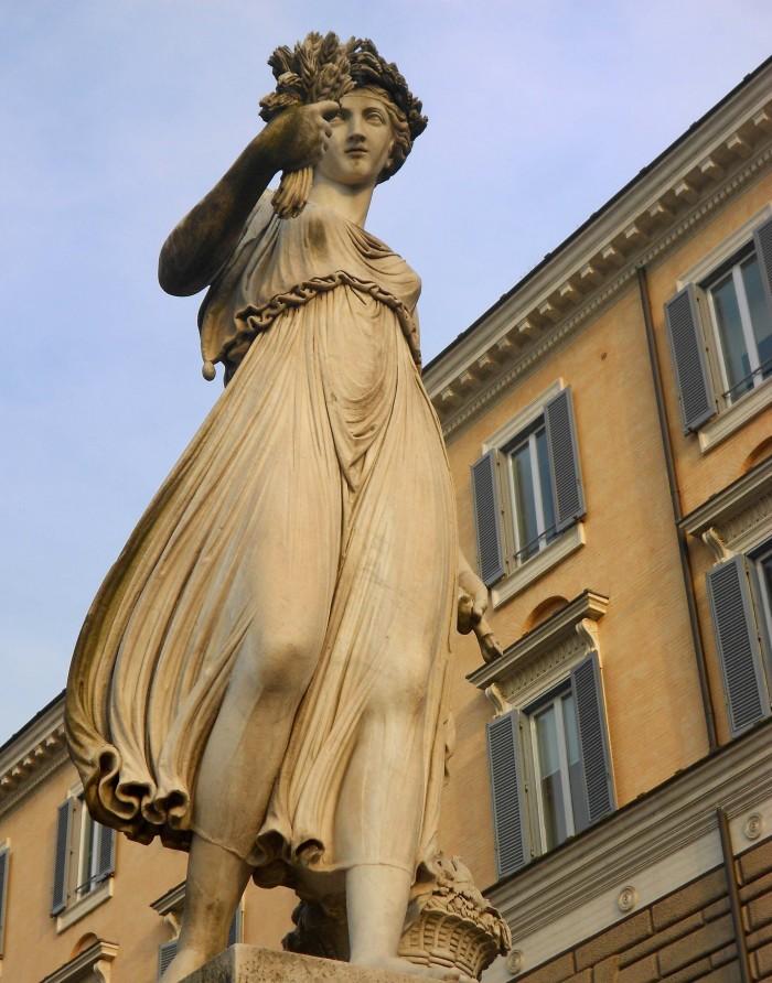 Roma é um museu a céu-aberto