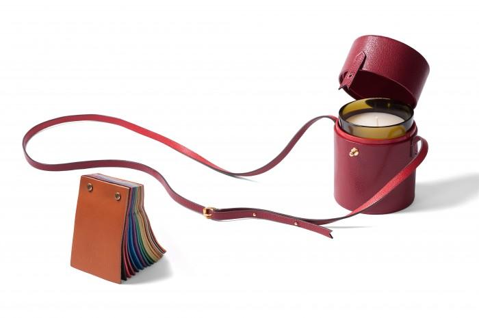Bolsa porta-vela (foto retirada do site da marca)