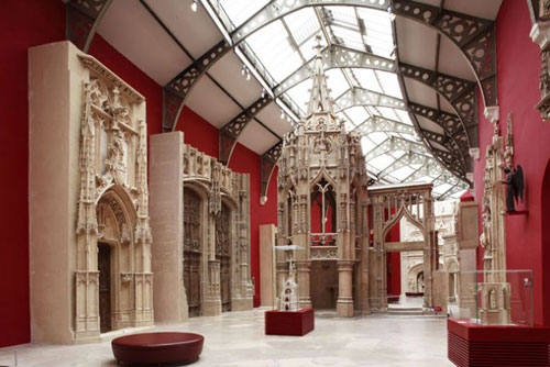 Museu Cité de l'Architecture e du Patrimoine