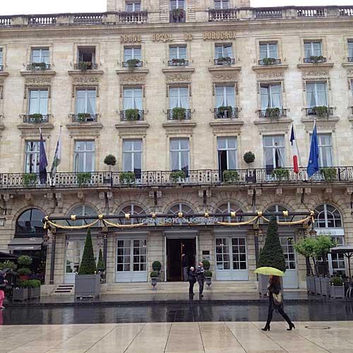 Grand Hotel & Spa de Bordeaux