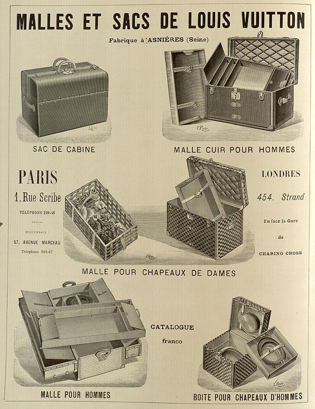 Propaganda em 1898