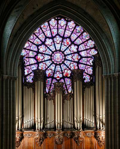Orgão da Notre Dame