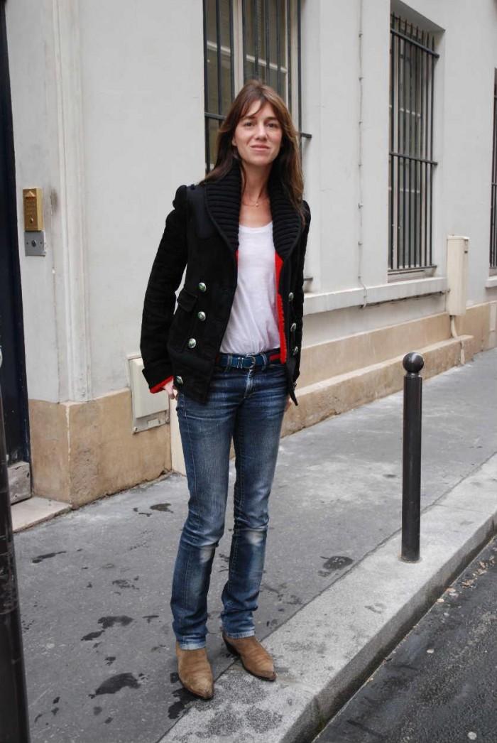 A super BoBo Charlotte Gainsbourg