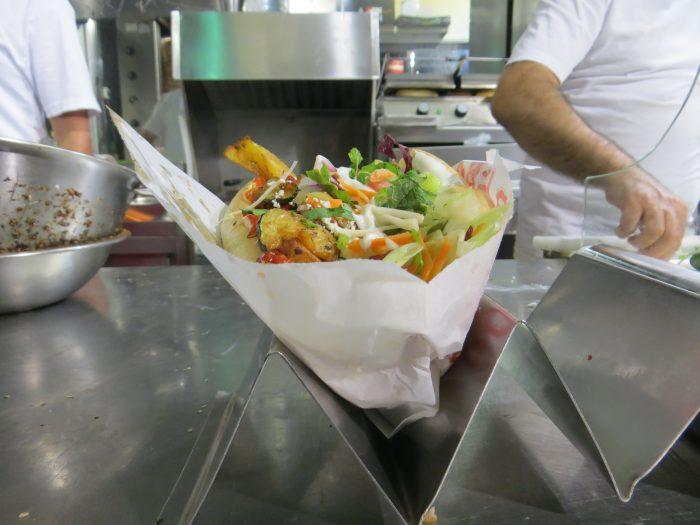 Comida de rua em Berlim: boa, variada e barata